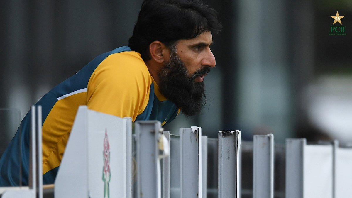 Head Coach @captainmisbahpk reflects on the Old Trafford Test and how the team will prepare for the second Test in the coming week. #ENGvPAK https://t.co/GaZ5G8VuSP