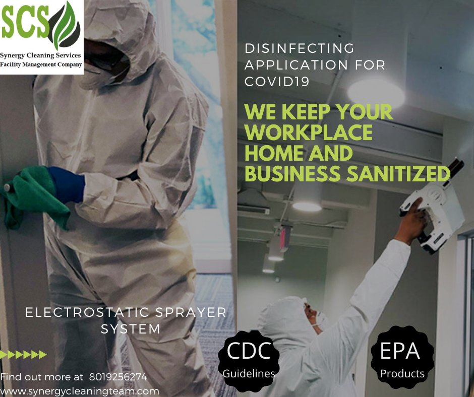 We offer a range of services, tailored to your needs, to support your business deal with the effects of the coronavirus. Get a free quote now! https://buff.ly/2WIPHEU  #cleaning #cleaningservice #services #COVID19 #sanitizer #Hygiene #Utah #janitorial #Oregon #Texas #Coloradopic.twitter.com/581tkxyQvM