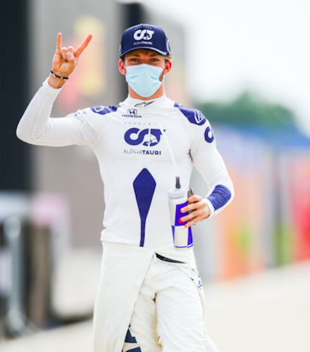 August 12, 2019: Gasly dropped by Red Bull.  August 8, 2020: Gasly out-qualifies two Ferraris and a Red Bull. https://t.co/KQvIRG90D3