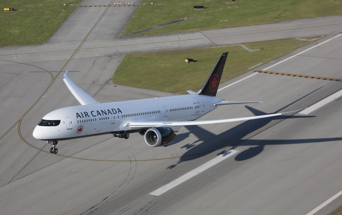 """Canada in India on Twitter: """"(1/4) @AirCanada will operate 3 ✈️ a week from  #Delhi to #Toronto from Aug 18 to 31. Tickets are on sale now and can be  booked directly"""