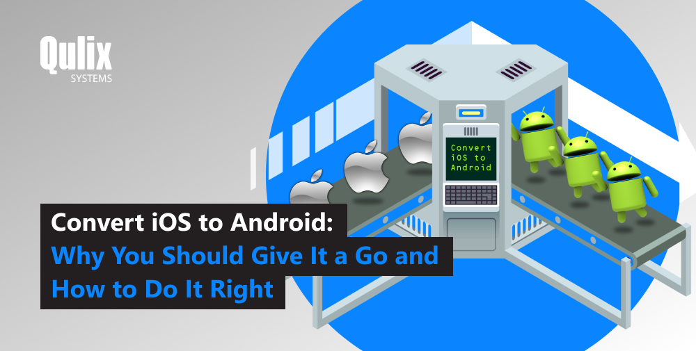 Attention everyone! We've gathered some observations on how to convert an iOS app to an Android app. More is here https://bit.ly/3a5ep7Q #androiddeveloper #iosdeveloper #softwarevendorpic.twitter.com/0oKLNI2n42
