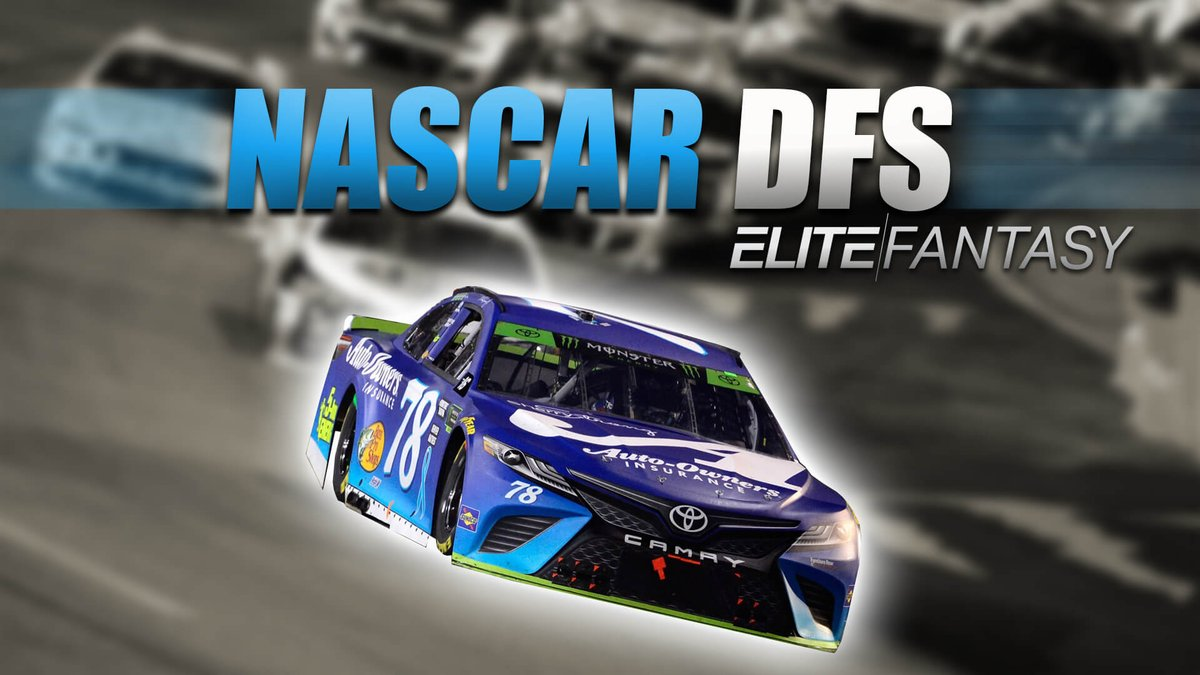 The FireKeepers Casino 400 DFS breakdown has been posted!! Who's going to grab the flag at Michigan? @TRMP31 has your answer!!  https://www.elitefantasy.com/firekeepers-casino-400-dfs-picks-nascar-cup-series/…  #NASCAR #DFSpic.twitter.com/QHTt75r4Me