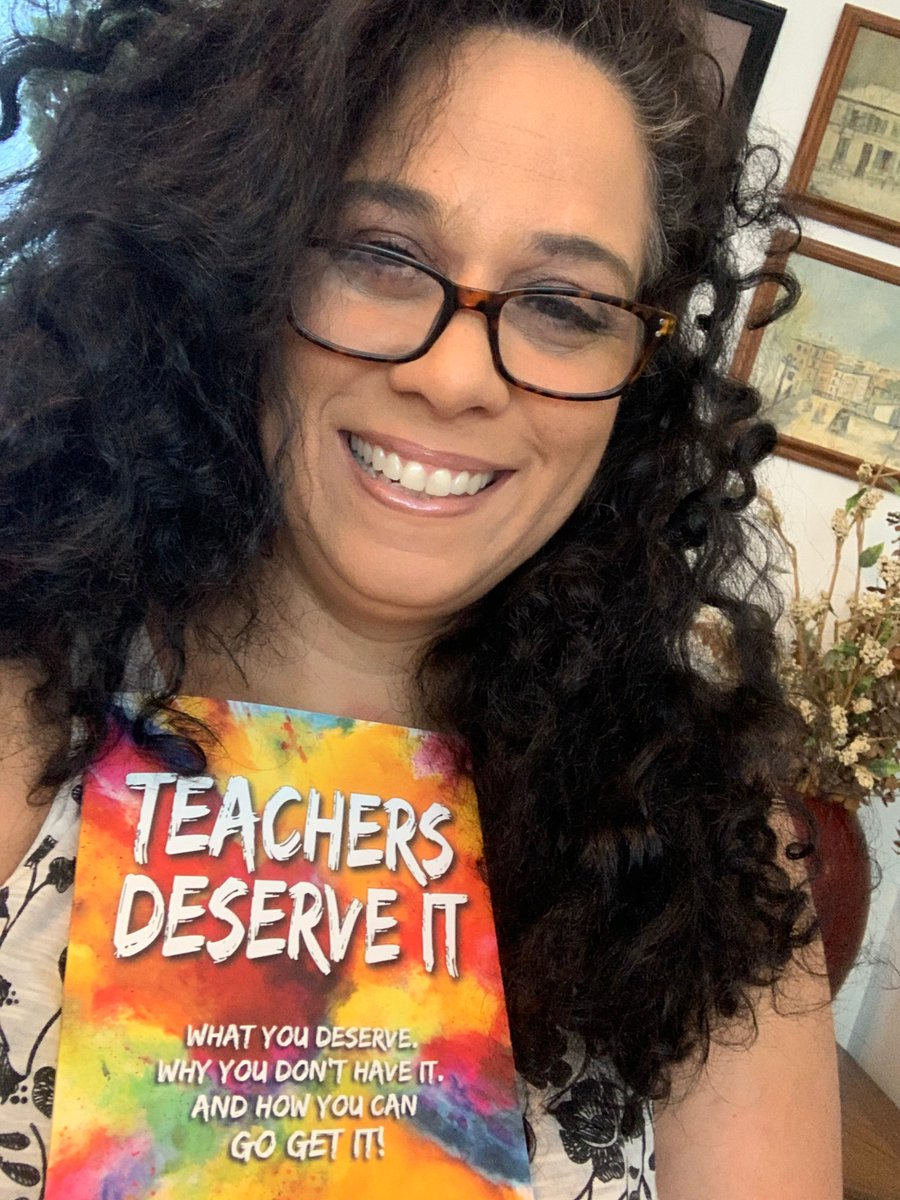 Got this today and CANNOT wait to dig in!! So excited to feel that 'spark!' #TeachersDeserveIt #dbcincbooks