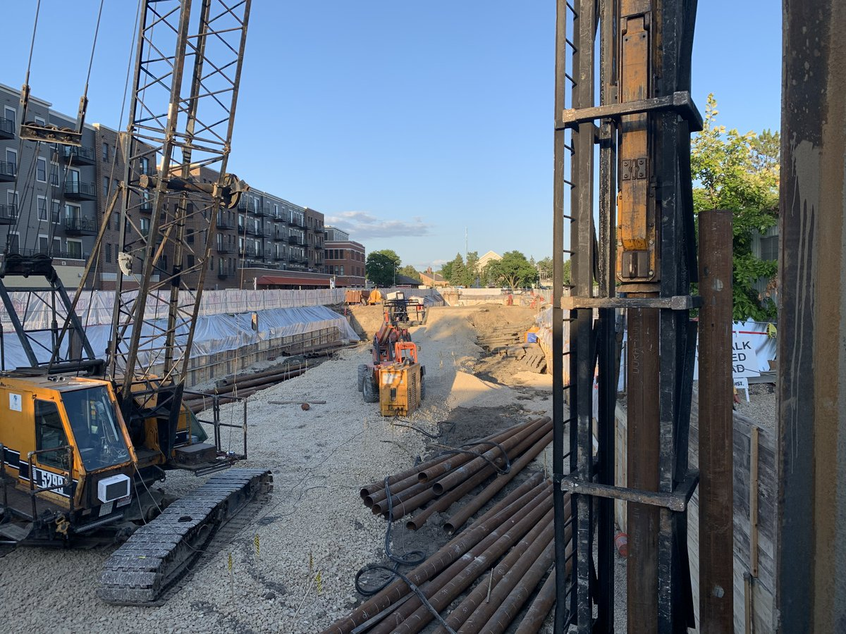 #MiddletonCenter Phase 3: August #construction #sitevisit #MiddletonWI #redevelopment  https://paulsnewsline.blogspot.com/2020/03/middleton-center-phase-3-march.html …pic.twitter.com/f7htVSOHh3