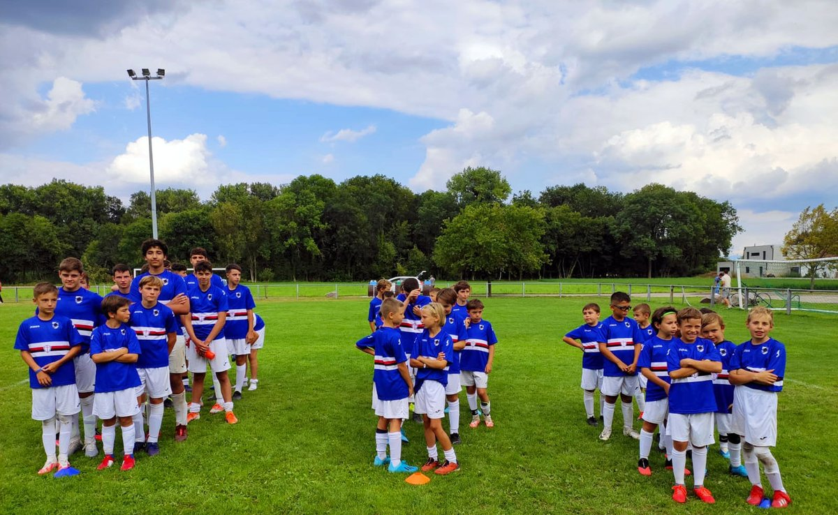 U.C. Sampdoria @sampdoria