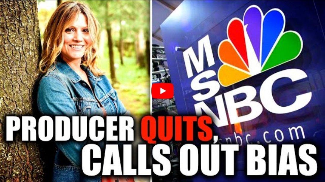 MSNBC Producer Resigns, Pens Scathing Letter Blasting Network's Biases:  Watch: https://t.co/oi9zC3RttA  Support Independent Media.  @HumanistReport #HumanistReport #THR #MikeFigueredo #MSNBCisTrash #CNNisTrash #FoxNewsIsTrash #CorporatePropoganda https://t.co/7TSDby0zp5