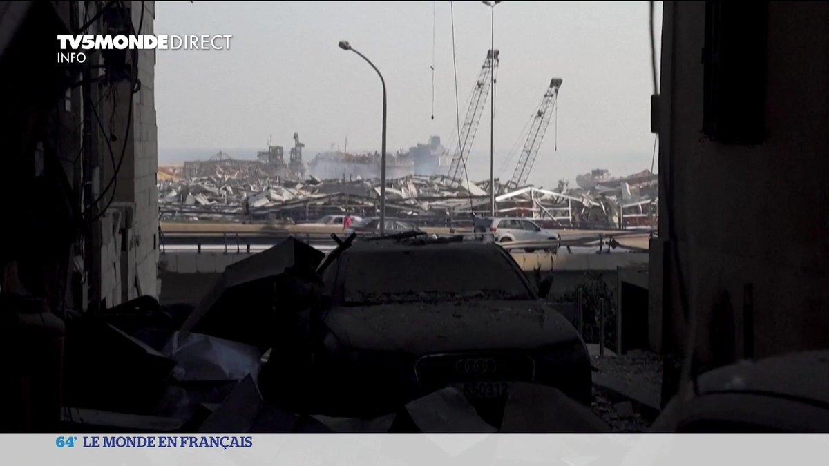 Où en sont les investigations sur l'origine des explosions au port de Beyrouth ? Hier, le Président, Michel Aoun, s'est opposé à l'ouverture d'une enquête internationale. En attendant des conclusions définitives, tout le monde nie sa responsabilité. https://t.co/vR88qPg6tw