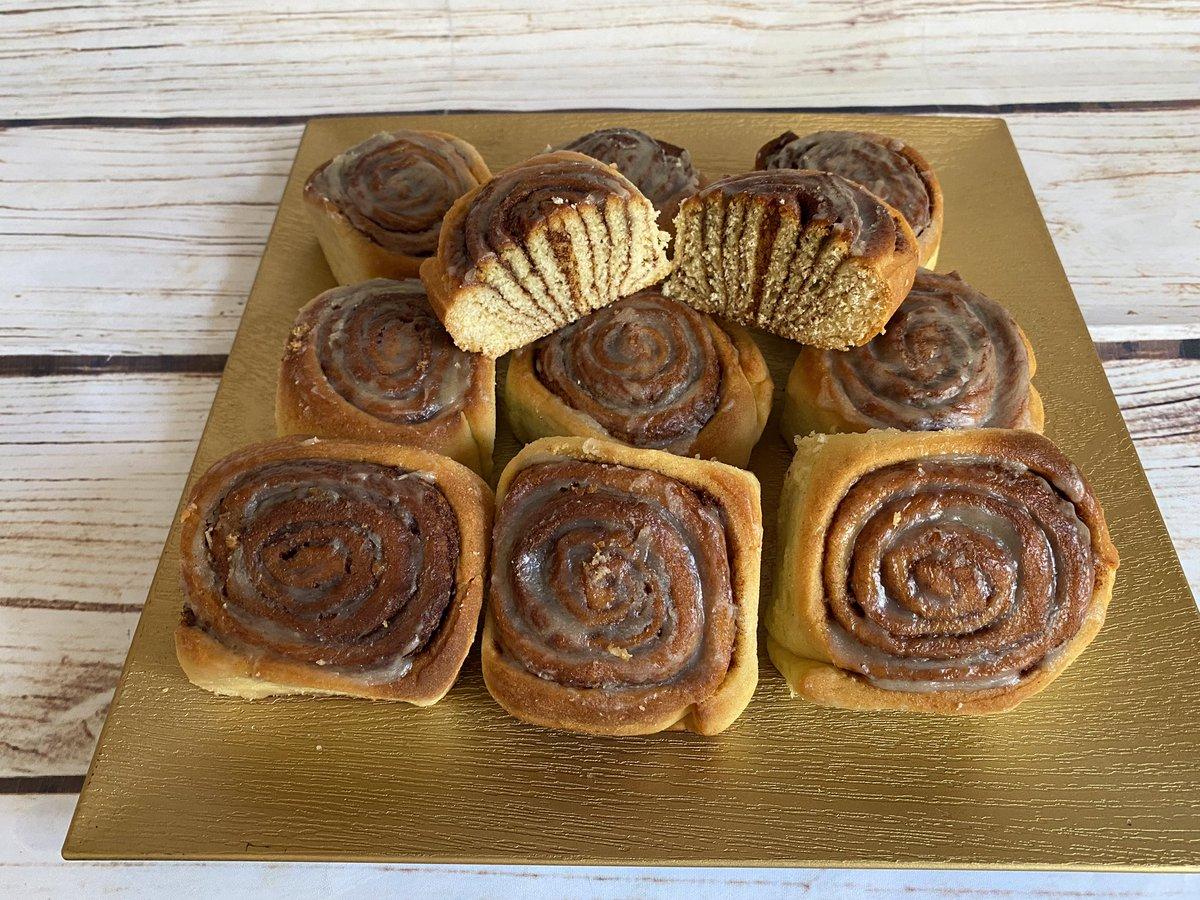 @A_petretzikis Cinnamon rolls με σάλτσα καραμέλας, αγαπημένο γλυκό για όλες τις ώρες 🔝🔝😋👌🏼👌🏼💖https://t.co/RB1SEGDhOJ https://t.co/XOv9JqT4Cr