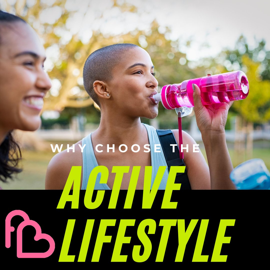 Everyone talks about being active and choosing a healthy lifestyle but WHY?? Let's talk about that...over the next few days, we will discuss how and why to build an active lifestyle.  #active #lifestyle #fitness #activelifestyle #activeliving #activelife #fitnesslifestylepic.twitter.com/YDrD2HCrJA