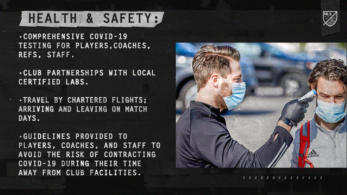 Health & safety precautions for the Regular Season. https://t.co/QdbHao6ep3