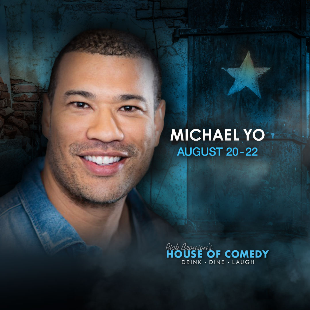 SPECIAL PRESENTATION ALERT! LIVE at @HouseOfComedyMN in @mallofamerica - Aug. 20-22 it's @michaelyo as seen on #AGT (Current Season) #SiriusXM #JoeRoganEperience #TheInsider #Extra #ENews & More! Limited Seats - & HERE:  https://ecs.page.link/di6vj  #SociallySafeComedy pic.twitter.com/dR6LpMHvUt