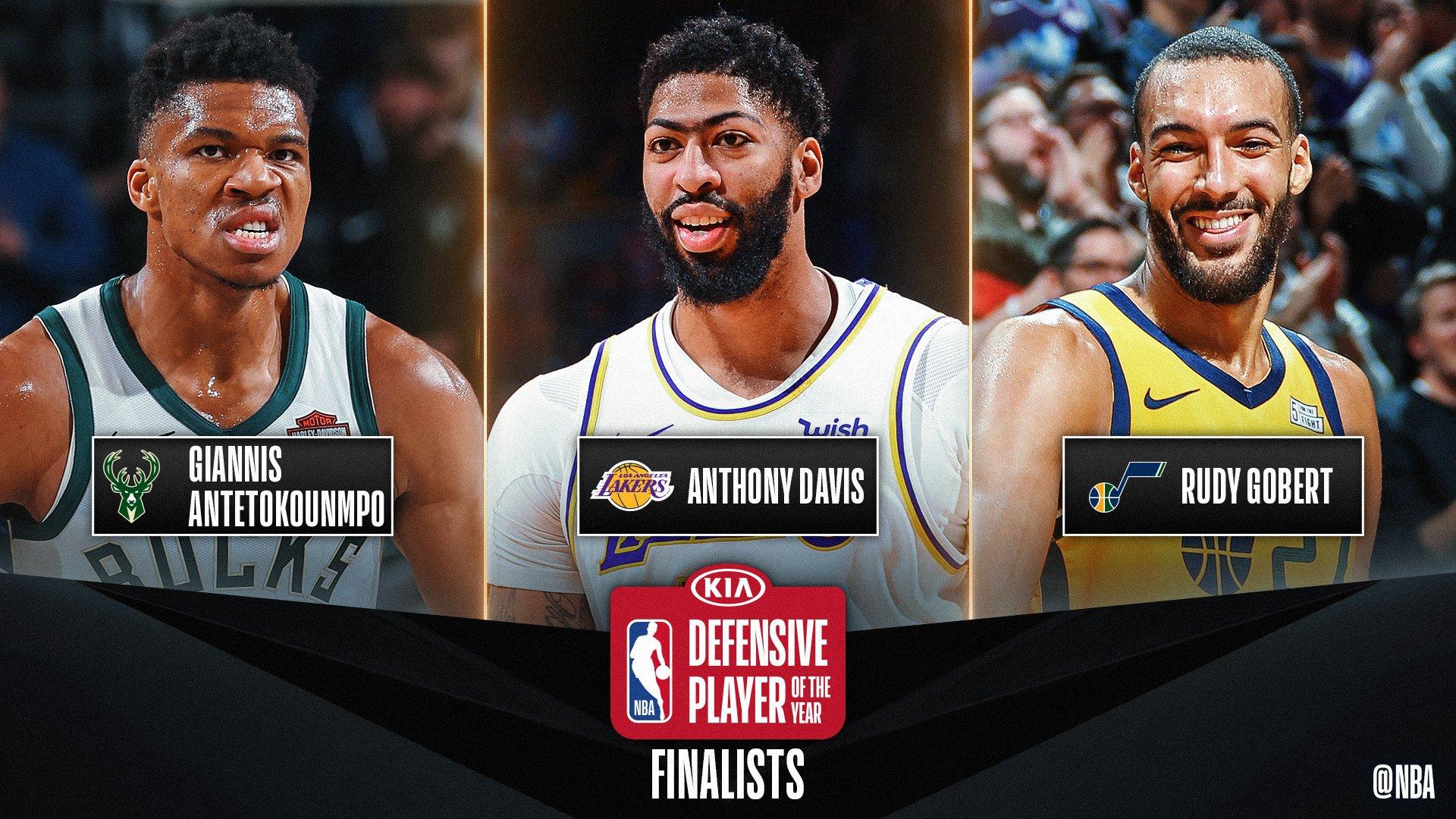 NBA. Scelti i tre finalisti per il premio di Difensore dell'anno: Antetokounmpo