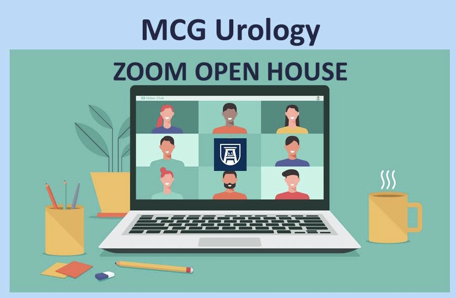 Applicants! Thanks for joining our Virtual Open Houses. If you missed or just want some more, join us on 8/13/20 at 7pm Eastern. Email mcgurologyau@gmail.com from your medical school email address; Zoom link will be sent the day prior.pic.twitter.com/0LWmRPMYhS