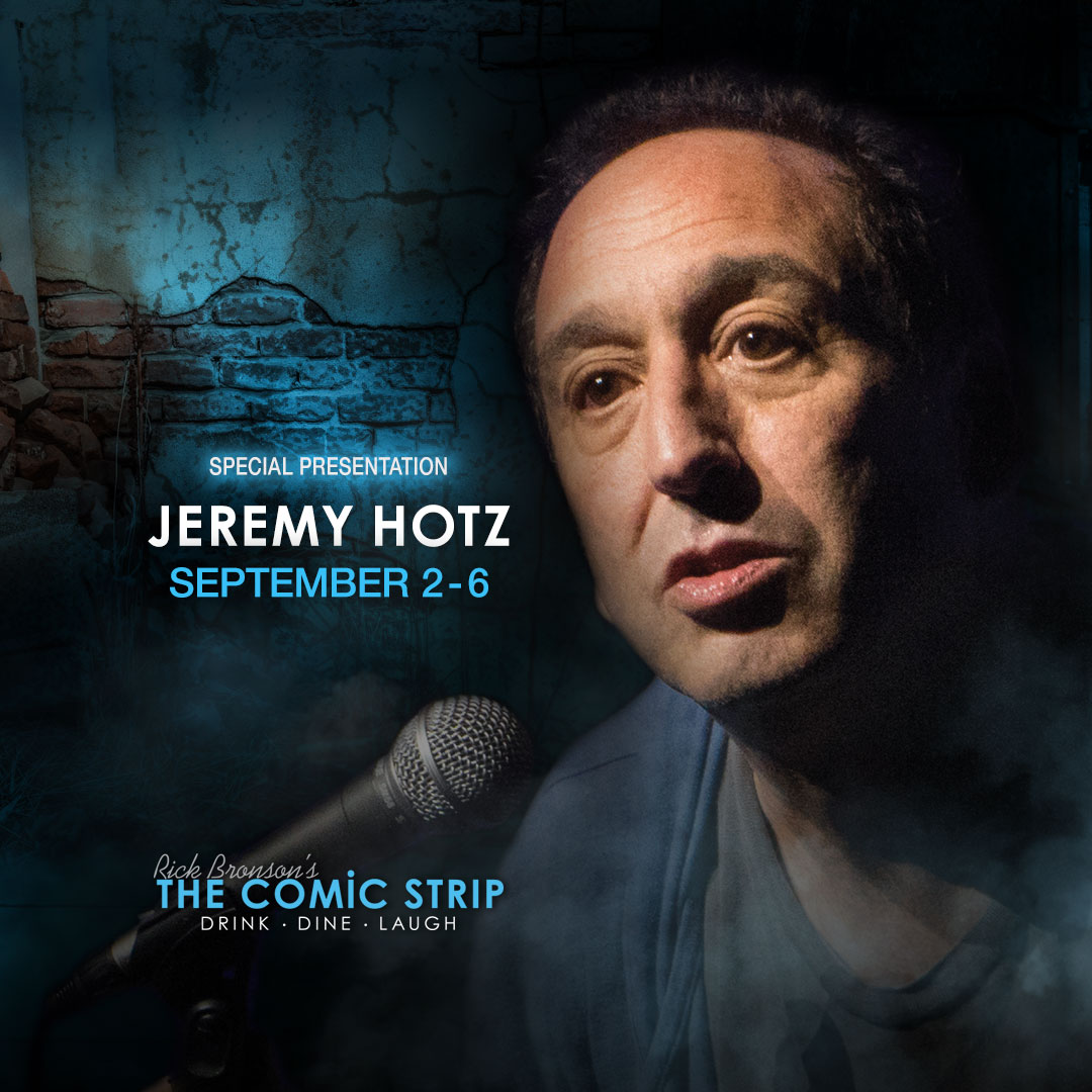 SPECIAL PRESENTATION ALERT!LIVE at @ComicStripWEM in @Official_WEM - Starring Prodigal Comedic Son - it's @JeremyHotz - He's the KING of #JustForLaughs - appeared on #TheTonightShow #Letterman & countless more & - & : https://ecs.page.link/QUYbU  #SociallySafeComedy pic.twitter.com/VLjjv121s0