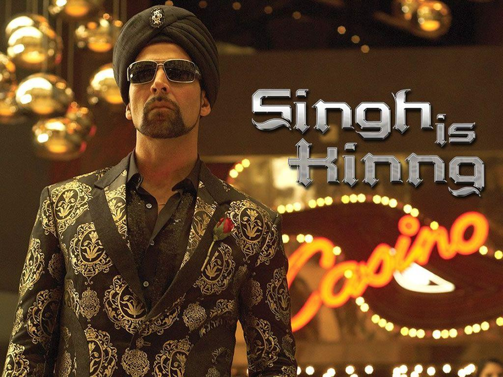 Whenever I watch This Movie, The Heart Gets Happy......  Finding So much Comedy and Action Scenes, In One Movie Is Very difficult.   12YEARS OF SINGH IS KINNG pic.twitter.com/p4RJkBxdFH