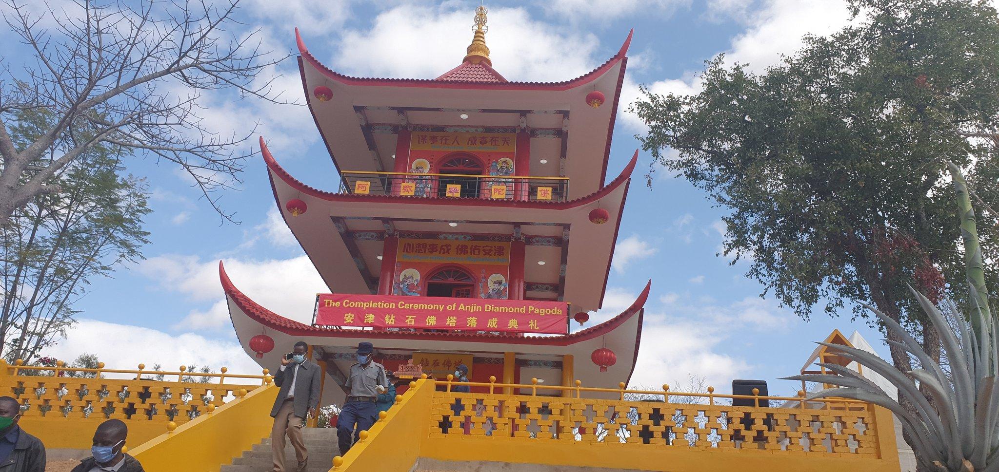 Anjin Diamond Pagoda