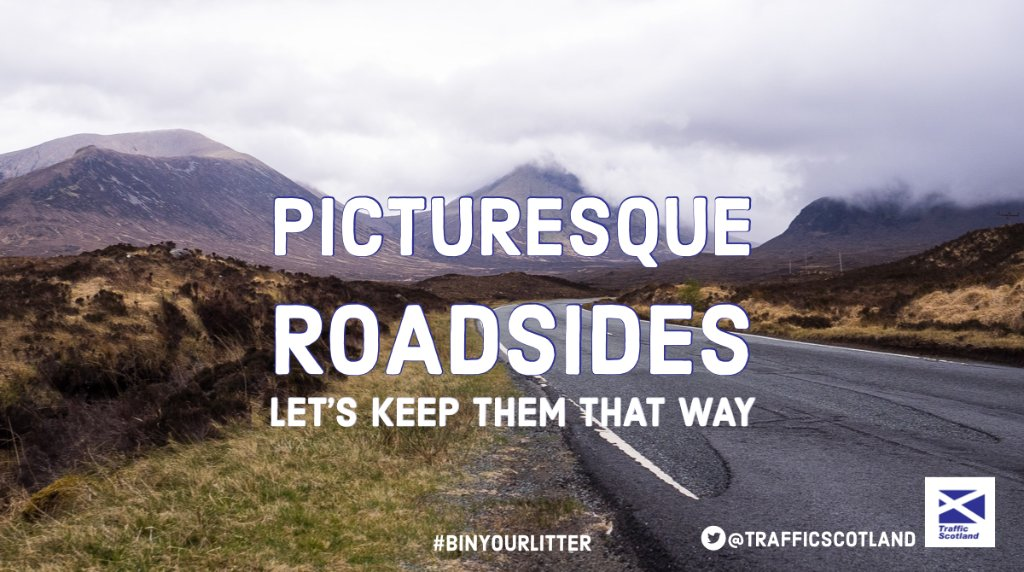 test Twitter Media - Taking a roadtrip across Scotland❓  #BinYourLitter and help keep our country clean! 👍  Scotland is stunning, let's keep it that way! 🏴  .@ZeroWasteScot  @KSBScotland @VisitScotland https://t.co/wuACRvaHTQ