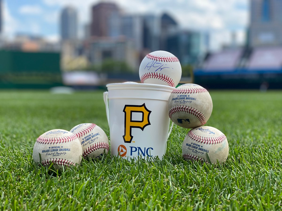RETWEET THIS now for a chance to win some foul balls we've been collecting AND an Adam Frazier signed baseball. https://t.co/bSljvSGrpN