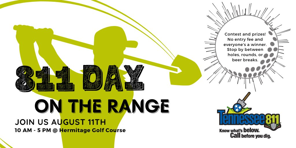Enjoying this beautiful (but hot) day on the golf course? Join us Tuesday @HermitageGolf to keep…