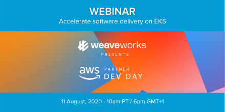 Lets talk models and advanced deployment patterns - #canary and #progressivedelivery with #flagger next Tuesday! With a #GitOps deployment pipeline on #EKS failures are instrumented and changes can be reverted immediately. @TiffanyWang1 will demo how bit.ly/33hHVpp