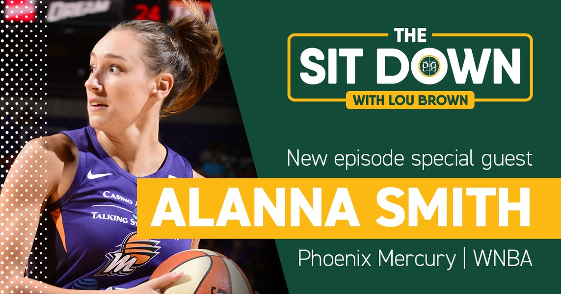 📹 THE SIT DOWN | Lou Brown catches up with Alanna Smith direct from the Wubble!  Full interview: https://t.co/NeLE6lS6eQ  #AussieHoops #WNBA https://t.co/YnrimHoF31