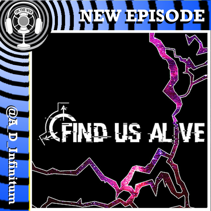 Find Us Alive @Site107   Transmissions from SCP Foundation Site-107.  A massive dimensional shift trapped all personnel inside anomaly SCP-6320.   11: The Head of 107 Klein holds the world on her shoulders. A D-class is acting strangely.   #audiodrama https://findusalivepodcast.wixsite.com/site107/home/episode/f219020d/05-dash-two …pic.twitter.com/rFxTa3GzSX