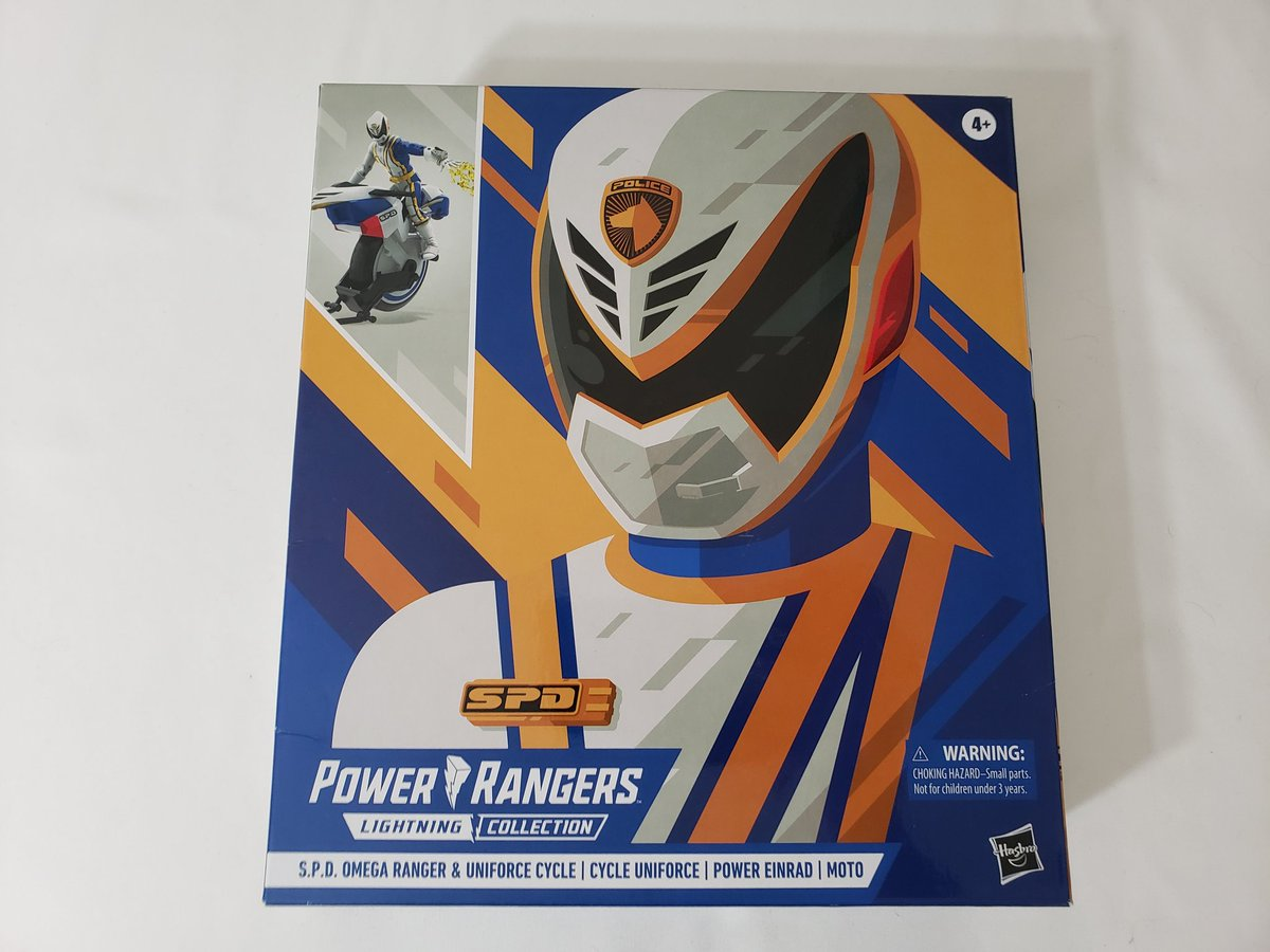 ⚡ Giveaway! ⚡  RT + Like + Follow to win this Lightning Collection SPD Omega Ranger and Uniforce Cycle!  US only!  #PowerRangers https://t.co/Oka0mObGal