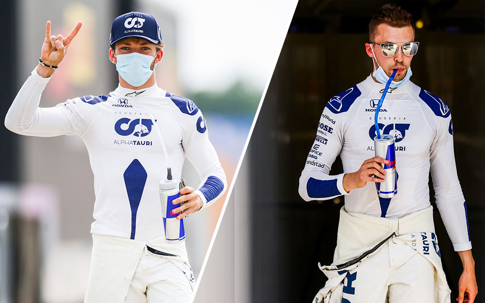 【Formula1-Data】 アルファタウリ︰トップチーム抑えて「気分が良い」ガスリーと、風に翻弄されたクビアト / F1-70周年記念GP《予選》2020: 2020 F1第5戦… https://t.co/yQqyXNEy8s #F1JP https://t.co/DnPEAa88nS