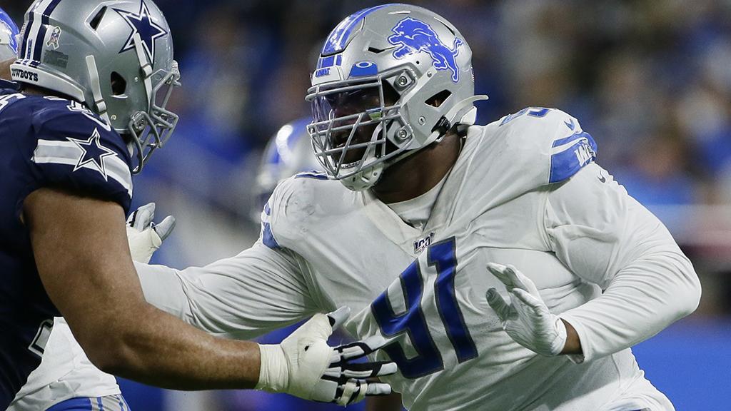 O Los Angeles Rams colocou o defensive tackle A'Shawn Robinson na lista de lesionados por razões não-relacionadas ao futebol americano (NFI).  #NFL #Rams #futebolamericano