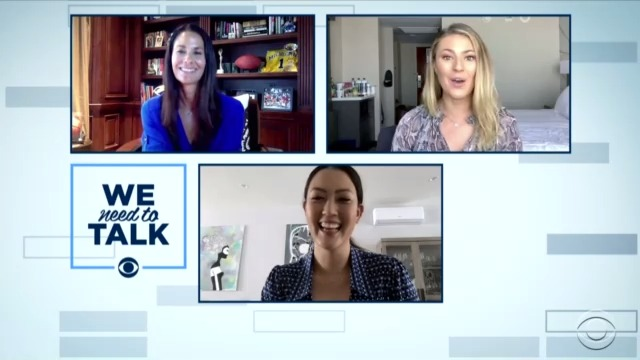 """""""Finally using my degree to good use, communication major, paid all this tuition all these years and never got to use it.""""  @MichelleWieWest joins @tracywolfsonand @Amanda_Balionisto talk about what makes TPC Harding Park so difficult and her transition to broadcasting. https://t.co/jXCeOAEarv"""