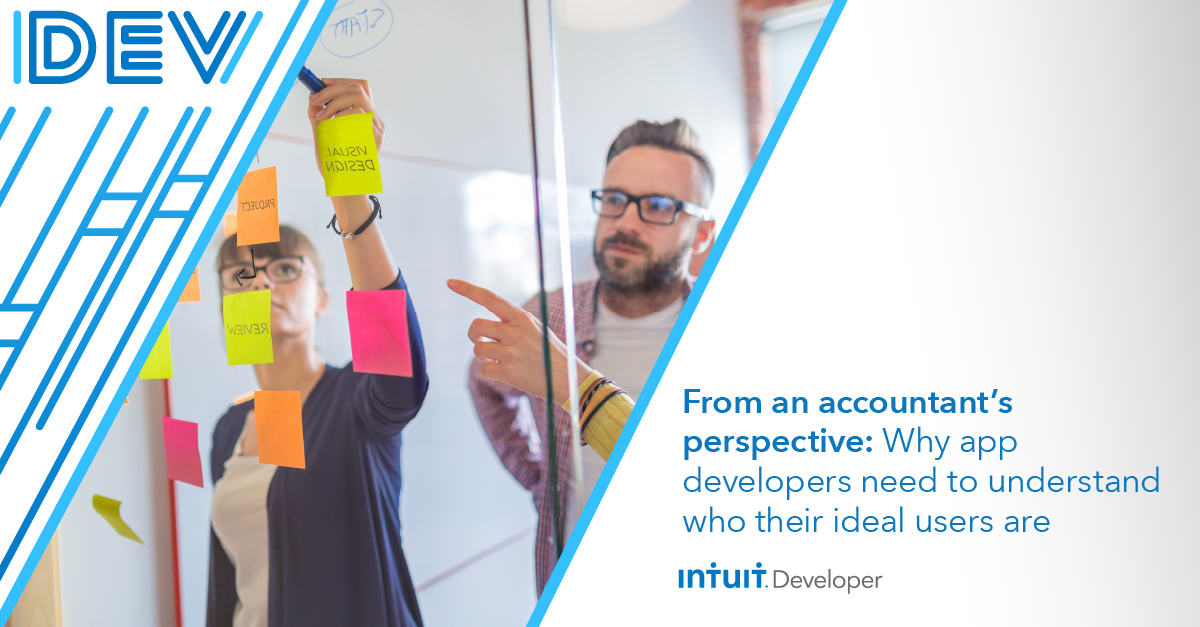 App developers need to understand who their ideal users are. Accounting influencer @MeganTarnow gives some great perspective and tips on how to identify what accountants need: https://t.co/F0rUnPhuhW https://t.co/bX3dUeZ7Wg