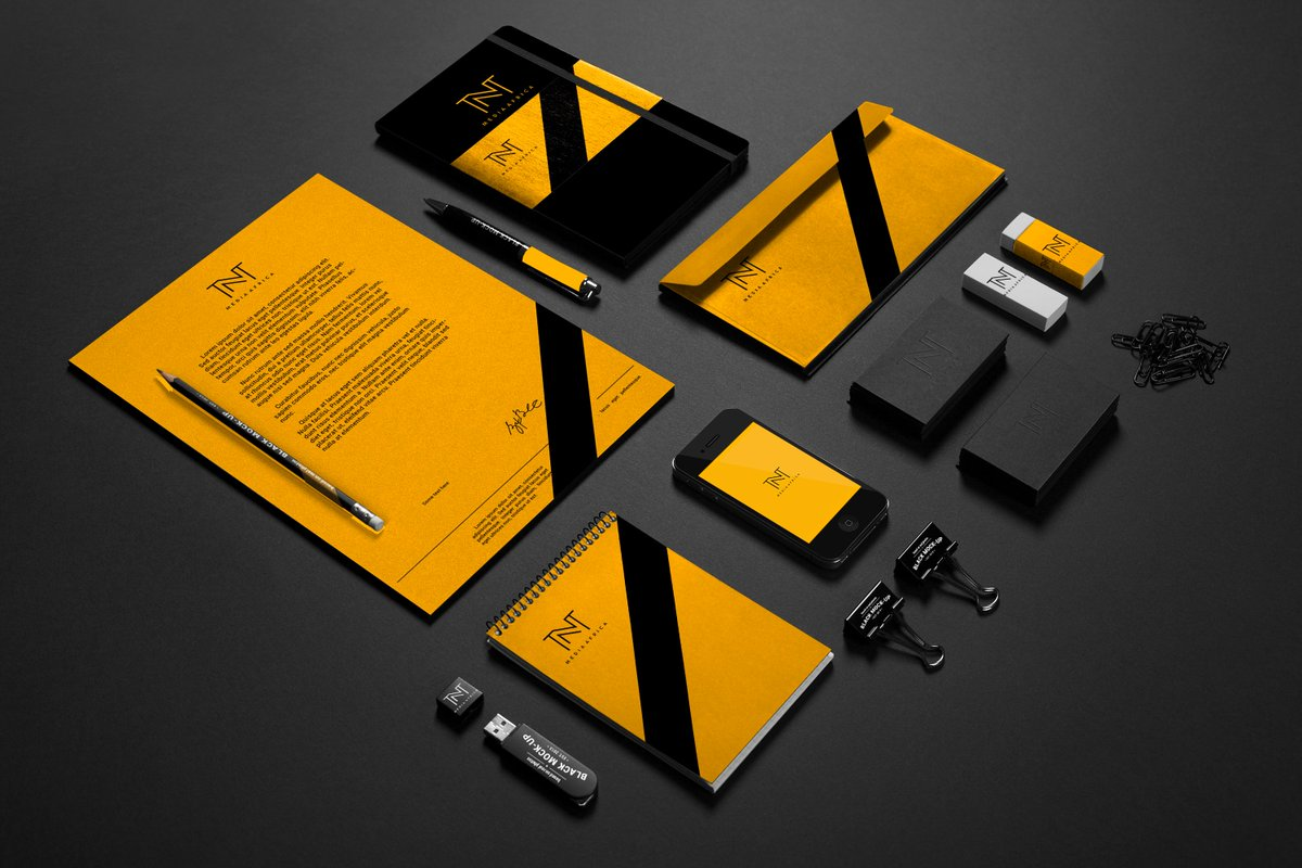 tntmediaafrica Brand identity is the way people recognize the brand. It may be through the logo or other associated visuals. . . . #brandidentity #brandimage #creativedesign #agency #media #branding #logo #stationaries #identity pic.twitter.com/66TTTz5oRF