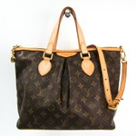 Image for the Tweet beginning: Louis Vuitton Monogram Palermo PM