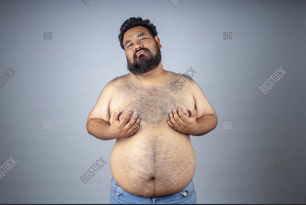 Fat sexy gay men