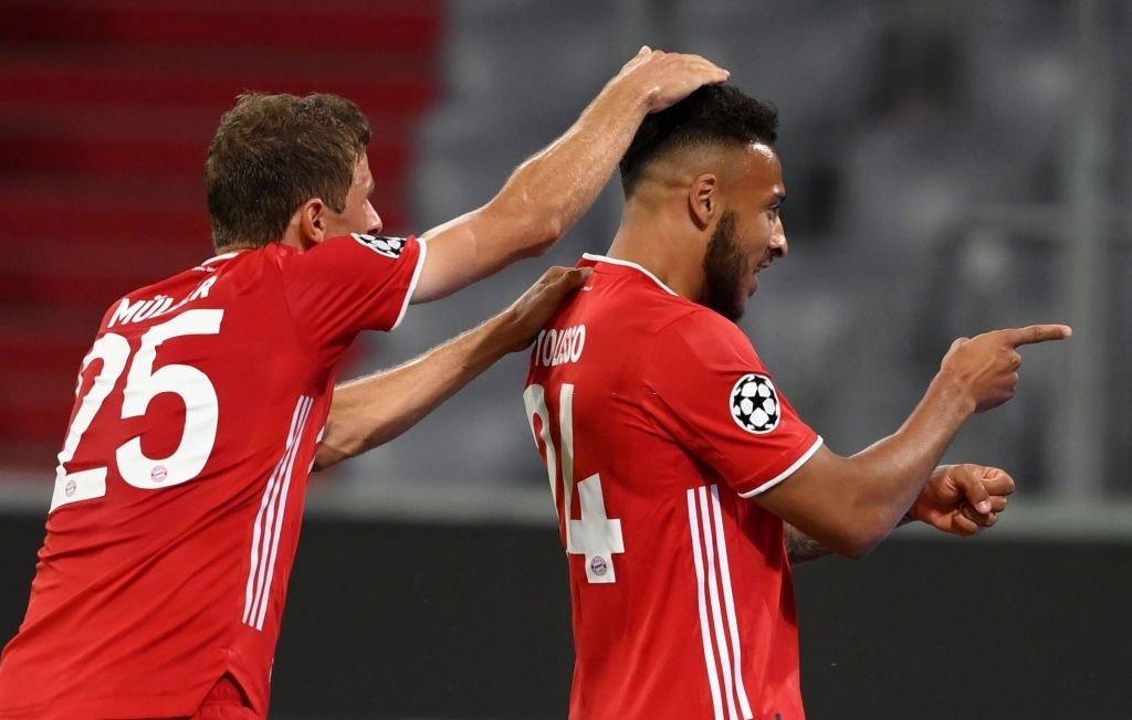 "Bayern & Germany on Twitter: ""Corentin Tolisso. #FCBCFC… """
