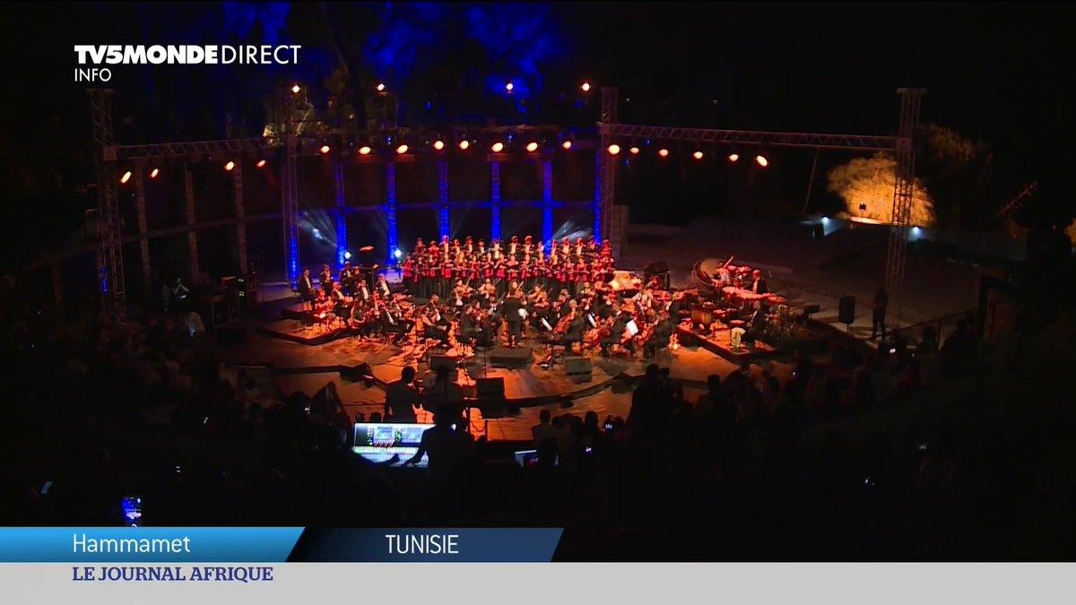 🇹🇳  Après le report du 56ème festival international de Hammamet à cause du coronavirus, le centre culturel international de la ville organise un nouveau rendez-vous culturel et estival. Avec une programmation 100% tunisienne. https://t.co/K7s0moP1Se