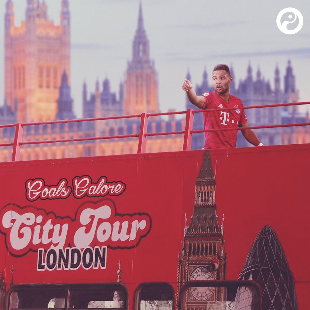 Bayern's last three 'aggregate' scores against London clubs in the #UCL   W 10-2 vs. Arsenal (R16) W 10-3 vs. Spurs (Group) W 7-1 vs. Chelsea (R16)  Munich 27-6 London. 🤯 https://t.co/6S7jfZSCt4