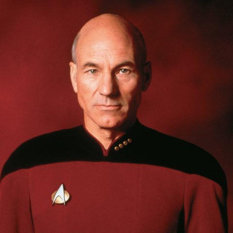 The 80s were the decade of #PatrickStewart pic.twitter.com/K7mNvyRNdT