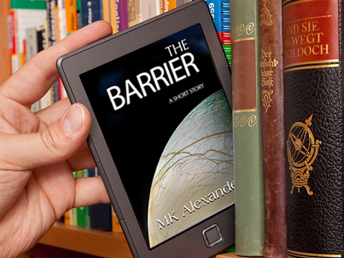 Insatiable Curiosity, Unintended Consequences, Unbound Tragedy #ShortStory #SciFi #FirstContact #Europa #JPL #QuickRead #kindle The Barrier https://www.amazon.com/dp/B07N672KSL pic.twitter.com/RmM70wEE19