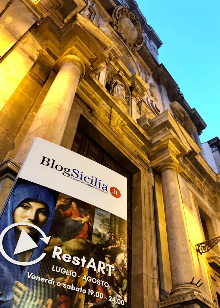 Noi abbiamo fatto #Restart anche oggi! Buonanotte da Blogsicilia