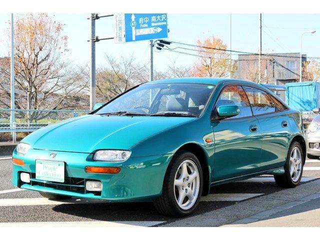 test ツイッターメディア - さっき、取手の6号(旧道)走っていたらマツダ ランティスのマツダスピードバージョンが駐車されていてびっくりした(*^^*) 実車は同世代のファミリアのグレーぽかったから純正色だと思う。 https://t.co/WqHyY9eLUH