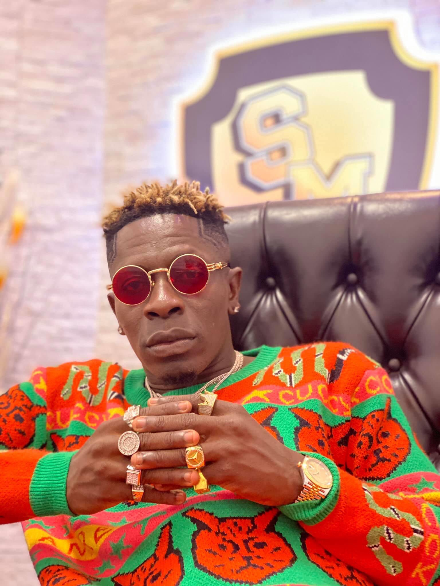 Why Shatta Wale is deleting posts and unfollowing everyone on his social media handles: the inside story