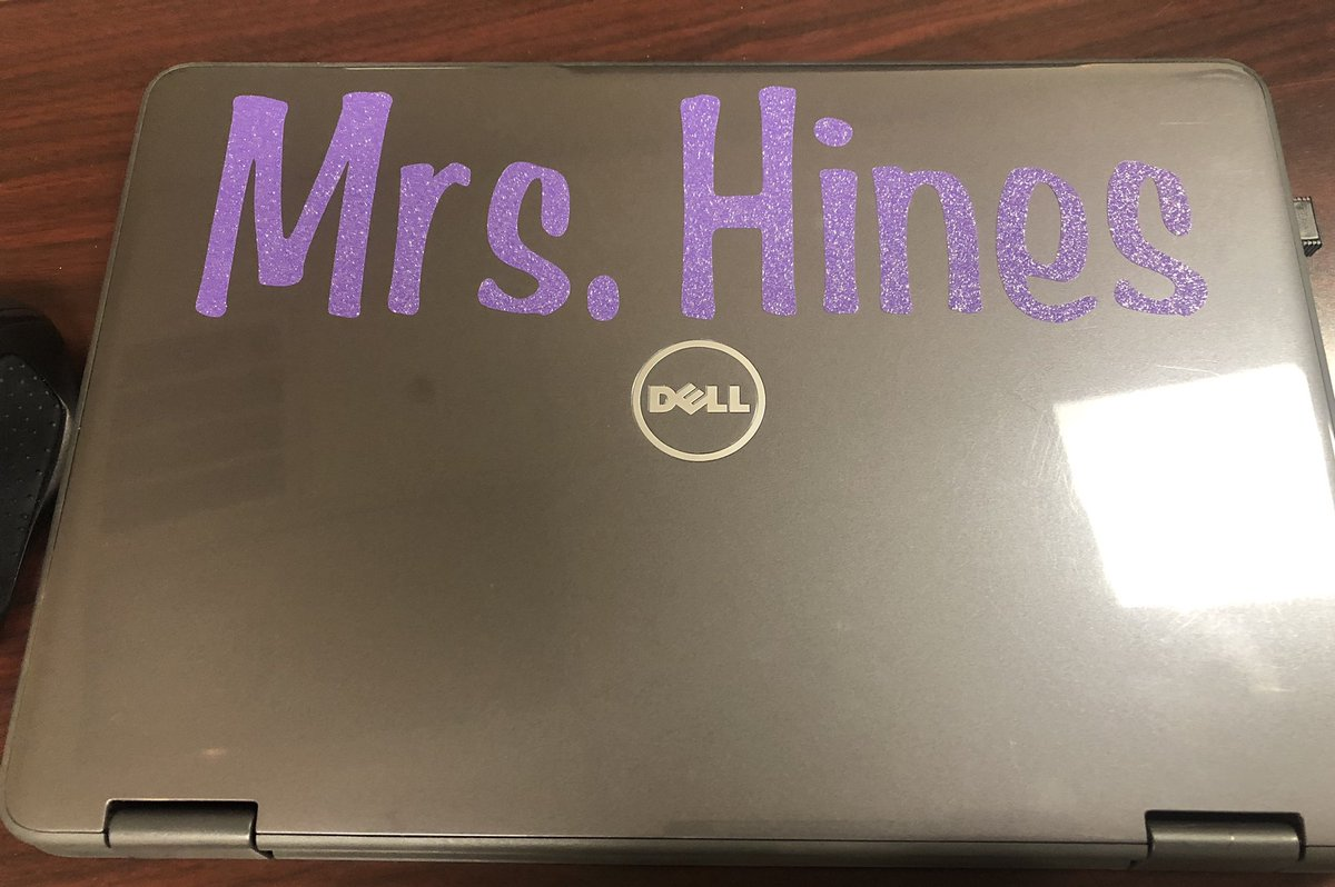 "Feeling the love this week....thank you @MrsBreard & @SCE_MrsBryant for my PURPLE laptop name & my ""Everything's Fine"" shirt! ❤️❤️❤️ #blessed Thank you sweet ladies!! https://t.co/AZr8WonSHr"