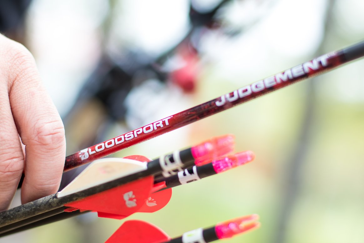 Preparation for the season has already started!   How many arrows do you shoot per week? 🏹🎯 https://t.co/Ai6fzuZMIe