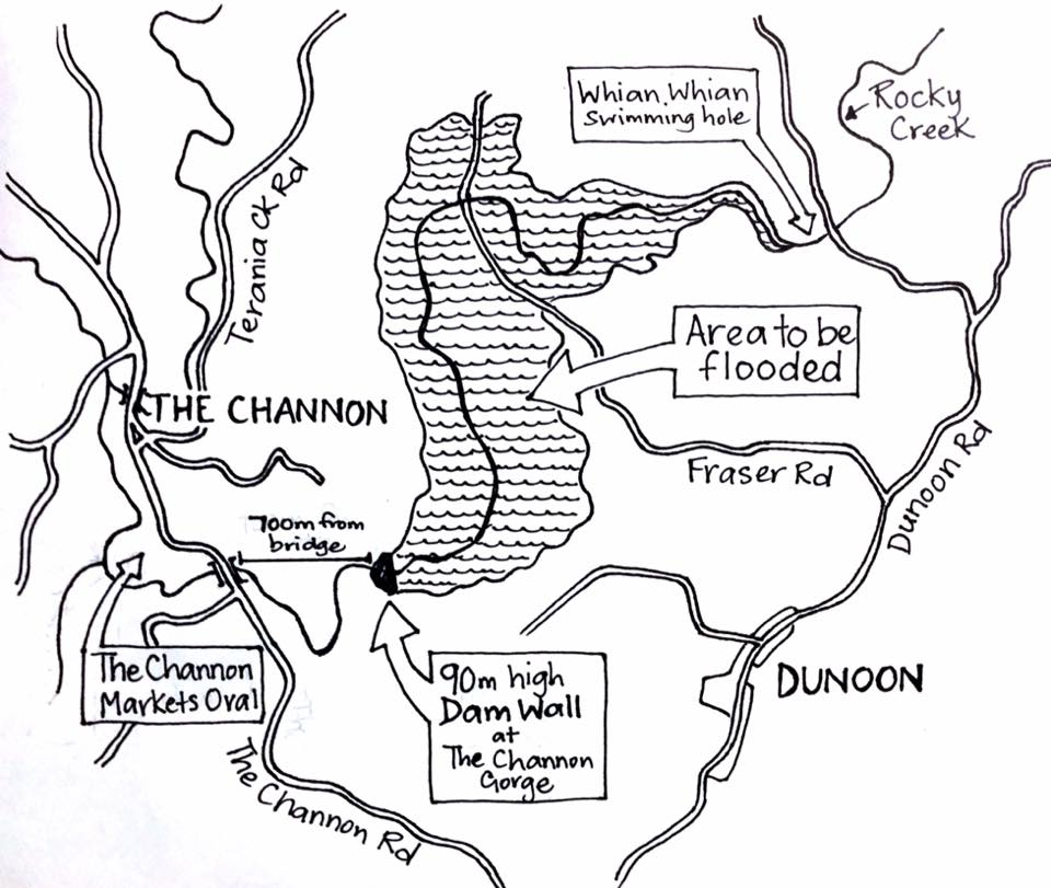 Will this be deep under water in a few years?  Dunoon/Channon Mega Dam proposal https://t.co/f4wj9JKDpN Shires of Byron, Lismore, Ballina and Richmond Valley. #RousWater #NorthernRivers #RockyCreek https://t.co/QyP7sxSOzq