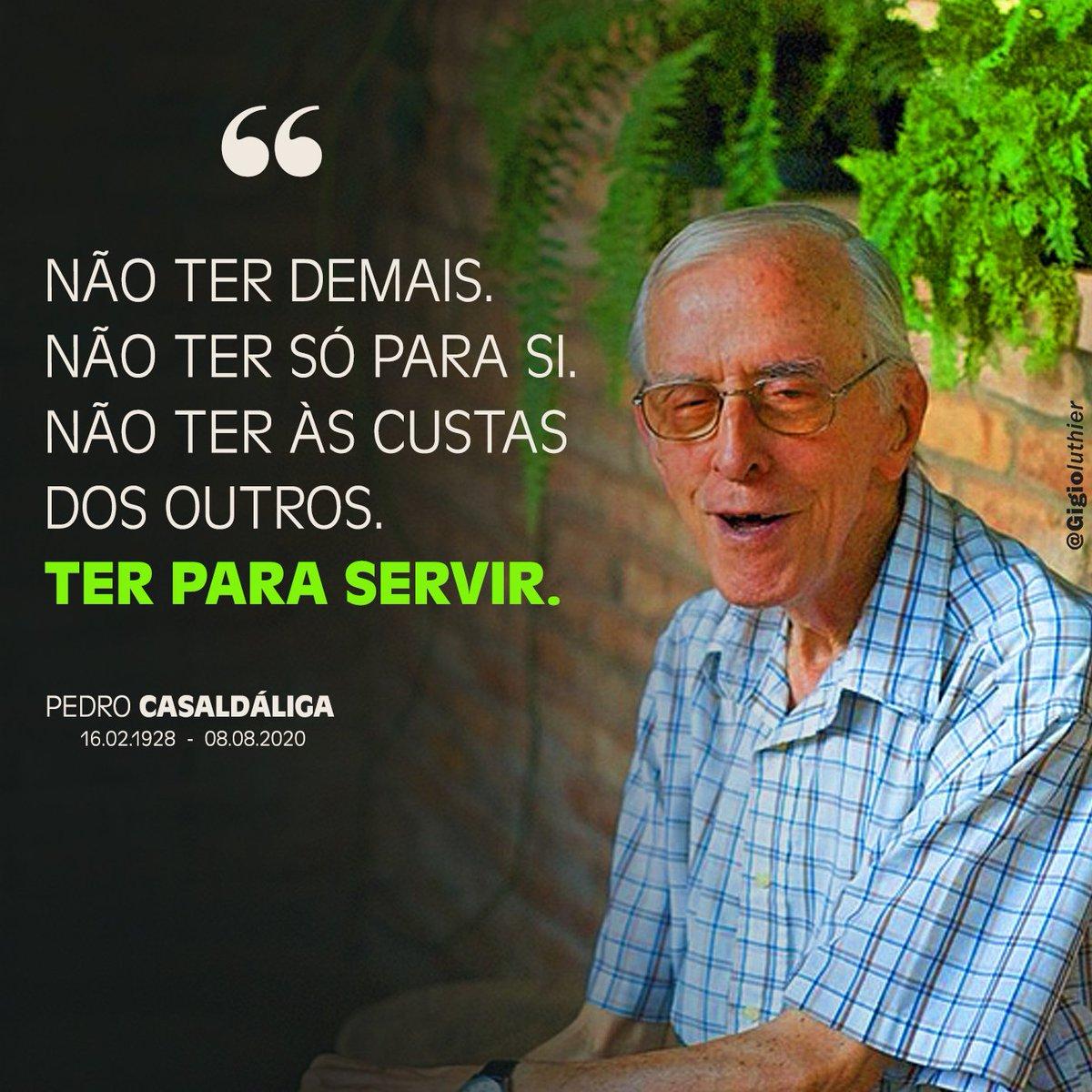 Uma perda irreparável de Dom Pedro Casaldáliga, grande guerreiro contra a miséria e a injustiça social.  #gigioluthier #twitter #dompedrocasaldáliga #fight #luta #solidarity #solidariedade #social #charity #caridade #love #amor #help #rip #share #compartilhe https://t.co/vXDnwJABAS