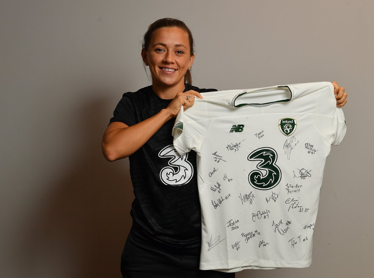 WIN SIGNED #IRLWNT JERSEY  Simply subscribe to our #WNL digital newsletter & you'll be in the mix  Sign Up Here 👉 https://t.co/5nTUUXcz9C https://t.co/P5sHRlYuXX