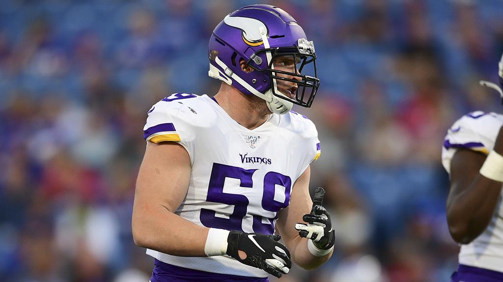 O linebacker Cameron Smith, do Minnesota Vikings, anunciou que ele precisa de cirurgia de coração aberto e, assim, ele ficará fora da temporada 2020 da NFL.  #NFL #Vikings #futebolamericano