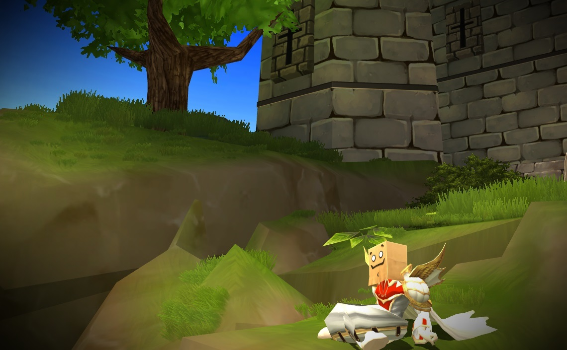 I'm crying, everyone. Being able to play games in max settings with full FPS is just amazing. At long last, I can finally do these things. And it's like I'm experiencing games like AQ3D in a whole new beautiful world T _T Just look at that grass!  #AQ3D #ArtixEntertainment pic.twitter.com/jaiU8de4pP