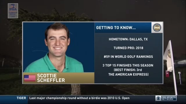"""""""I give the edge to Dustin [Johnson] over Brooks [Koepka] tomorrow for sure.""""  @RyanPalmerPGA joins the Clubhouse Report Crew and talks about what he expects out of the leaders tomorrow. https://t.co/jBlL2GK66Q"""